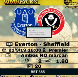 Everton – Sheffield