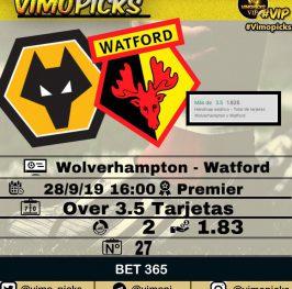 Wolverhampton – Watford
