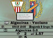 Algeciras - Yeclano