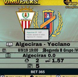 Algeciras – Yeclano