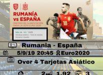 Rumania - España
