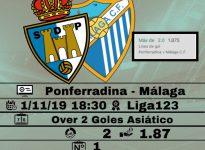 Ponferradina - Malaga
