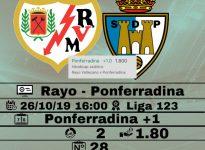 Rayo - Ponferradina