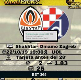 Shakhtar- D.Zagreb