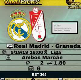 Real Madrid- Granada