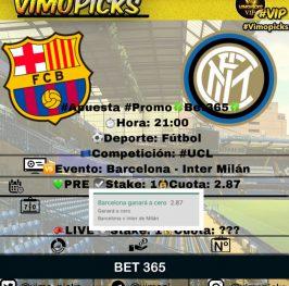 Barcelona – Inter