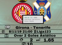 Liga123 - Girona - Tenerife
