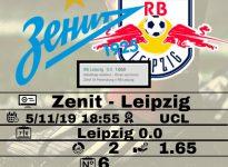 Zenit - Leipzig