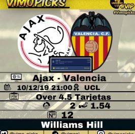 Ajax – Valencia