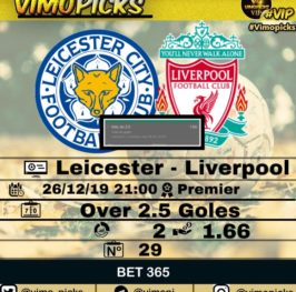 Leicester – Liverpool