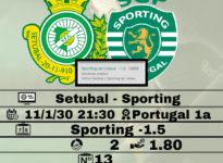 Setubal - Sporting