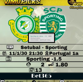 Setubal – Sporting