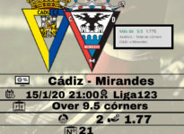 Cádiz - Mirandes