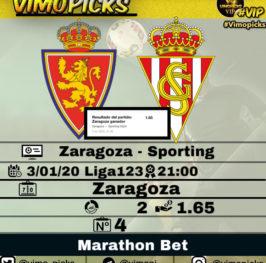 Zaragoza – Sporting